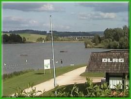 Bucher Stausee Limespark UNESCO-Welterbe