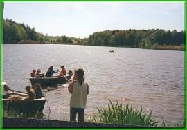 Baden  am Hammerschiede See