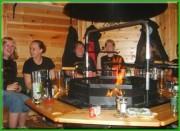 Finnische GrillhFinnische Grillhütte im Ferienpark Grafenhofütte