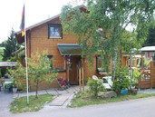 Finnisches Blockhaus Ferienpark Grafenhof Bühlerzell