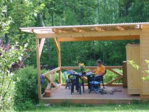 Urlaub mit Hund, Hundeurlaub,Sauna,Ferienpark