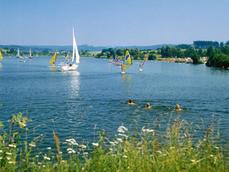 schöne Ausflugsziele Badesee,Urlaub im grünen