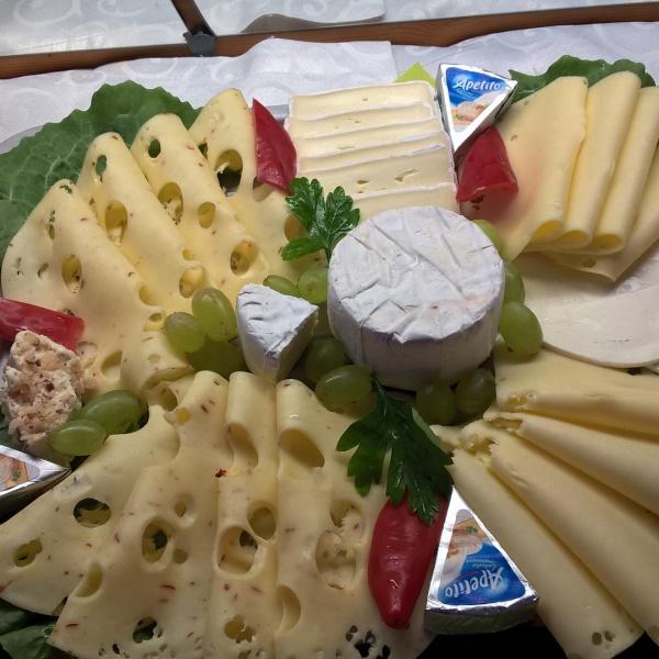 Ferienhaushotel Bühlerzell Frühstück