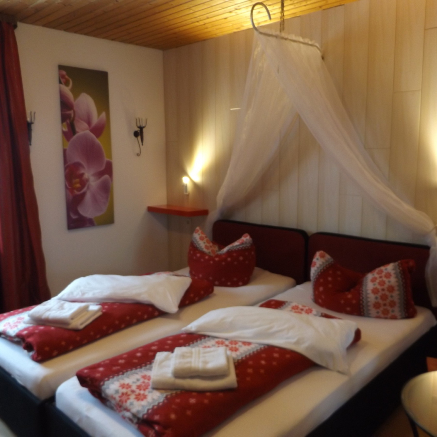 Ferienhaushotel Haus Rottal Orchidee  Nr.6 2-6 Pers.