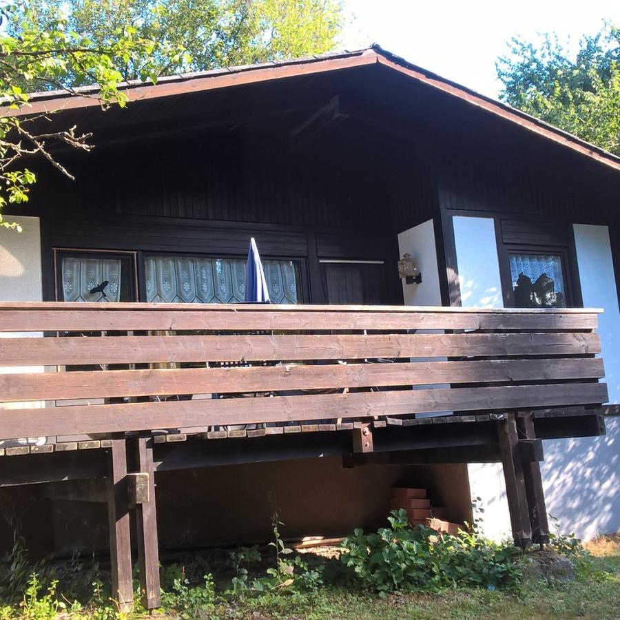 Ferienhaushotel Bühlerzell Haus Rottal Nr.18  Waldblick bis 6Pers.