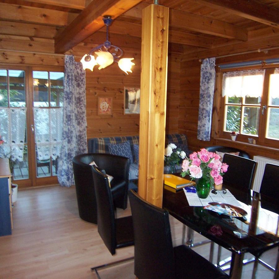 Ferienhaushotel Bühlerzell Blockhauswohnung A