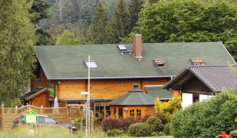 Ferienhaushotel zur grünen Oase in Bühlerzell-Hinterwald